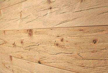 Il legno asciato – nuove tendenze d'arredo